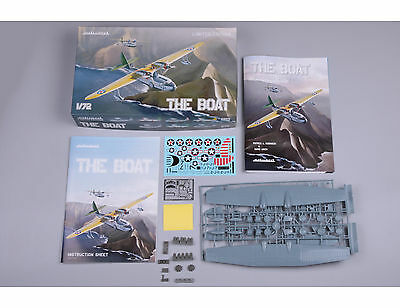 "EDUARD 2118 JRS-1 ""THE BOAT"" in 1:72 LIMITED"