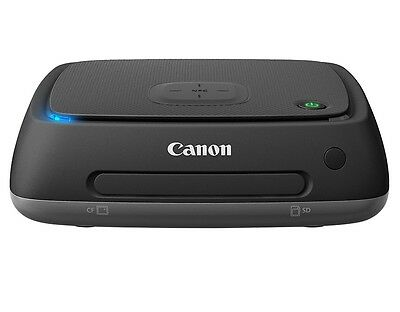 Canon Cs100 Connect Station 1Tb Wireless Photo Storage Nfc Connectivity New