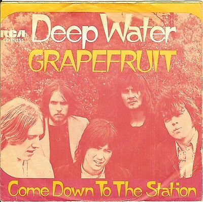 Grapefruit - Deep water german single  (Apple , Beatles related)