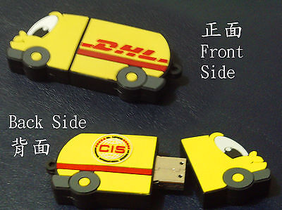 DHL CIS Training Souvenir Special & Funy Truck USB 16GB