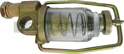 Zetor Glass Bowl and Filter Assy