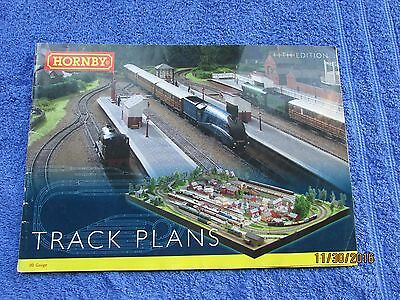 HORNBY RAILWAY TRACK PLANS 11th EDITION