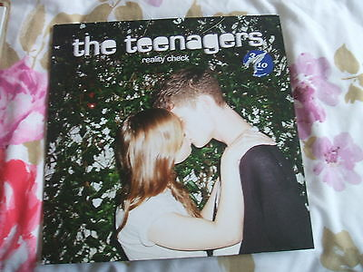 The Teenagers, Reality Check, new wave power pop