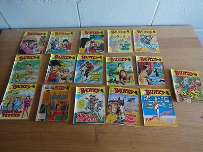 Bunty Picture Story Library For Girls  Collectable Bundle various condition