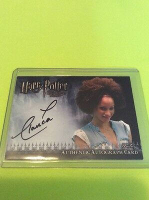 2009 Artbox Harry Potter HBP Collector's Update Autograph for Gallacher