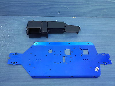 Nitro 1/10 Rc Buggy Kyosho Dbx2.0 Chassis New