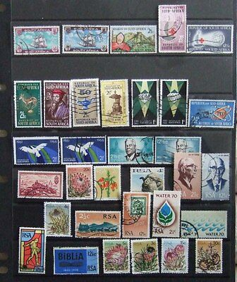 South Africa - Selection of stamps