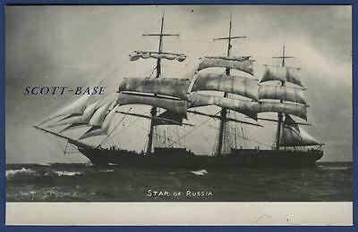Sailing Ship Alaska Packers Star Of Russia Corry Belfast Jute Trader French Hulk