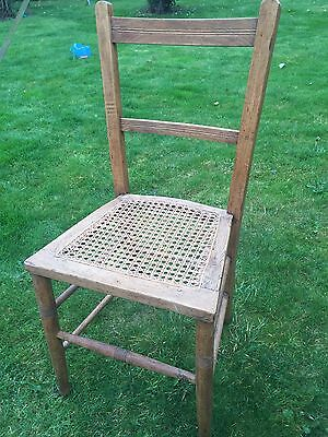 Edwardian Bergere Caned Chair - Kitchen, Hallway, Bedroom
