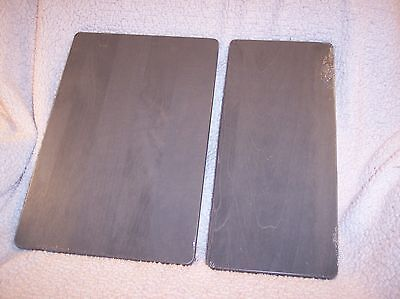 Longaberger Small Bakers Rack Wood Shelf Set Pewter - Brand New!