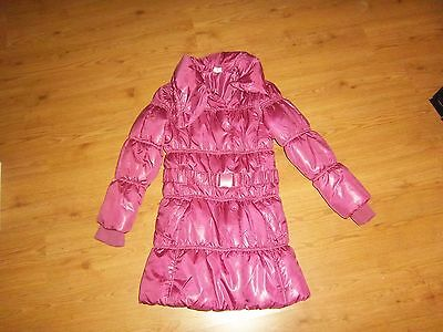 """Next"" girls winter coat/pink colour...age 11-12 years,excellent condition!"