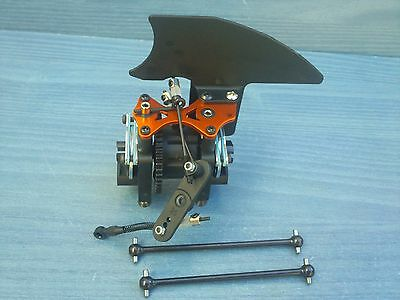 Nitro 1/8 Rc Buggy Hpi Trophy 3.5 Center Diff Gearbox New