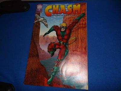 Canyon Comics Chasm Guardian of the Grand Canyon Issue #1 Fall 1995