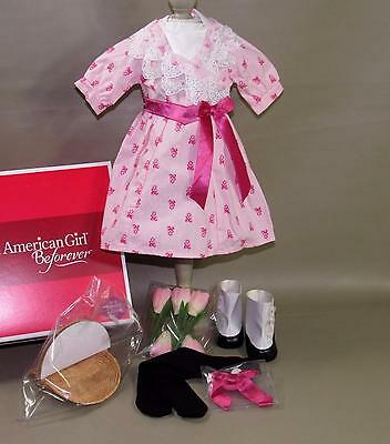 American Girl Doll Samantha Special Edition 2015 Flower Picking Outfit - Nib