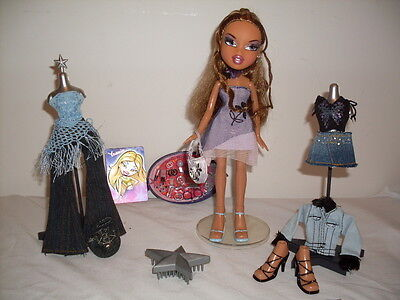Bratz Doll - Girlz Nite Out Yasmin - Rare/htf