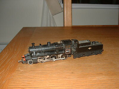 HORNBY LMS IVATT 2MT CLASS 2-6-0 No 46400 in BR Black Livery