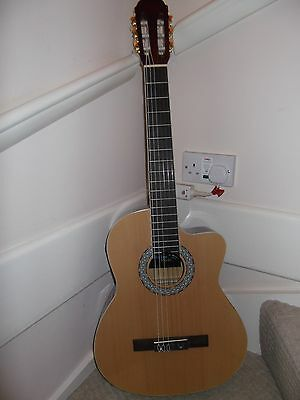 Electro/Acoustic Guitar From Kevin Lee Music Full Size Exclusive