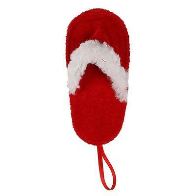Slippers Shape Christmas Tree Decor Xmas Hanging Ornament Party Gift &