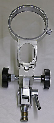 Good Meiji Emz Stereo Microscope Focusing Mount Currently Only One Listed