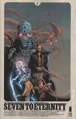 Seven to Eternity (2016 Image) #1F NM