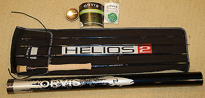 NEW Orvis Helios 2 9-Weight Fly Rod w/Fighting Butt