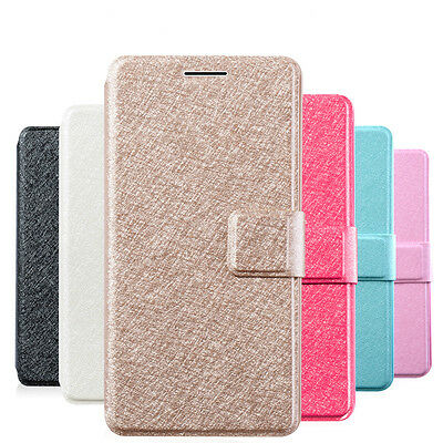 New Ultra Thin Magnetic Leather Flip Wallet Case Cover For Apple iPhone 7 7 Plus