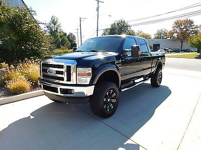 2008 ford f 350 powertrain warranty lifted 4x4 serviced crew cab. Cars Review. Best American Auto & Cars Review