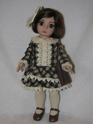 "Tonner Effanbee 10"" Smart As A Whip Patsy Doll  Limited Edition 500"