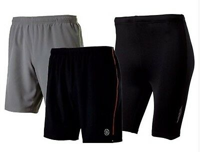 TRACKSUIT BOTTOMS Men's Sports Boxer or fitted Running Leisure Shorts