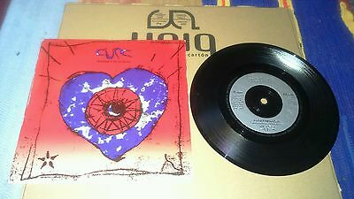 "The cure - friday i'm in love - 7""single 1992 ex.con /nr.mint"