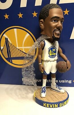 New 2016 SGA GS Warriors Kevin Durant Bobblehead Golden State Presale