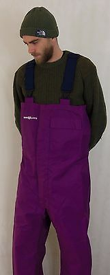 Henri Lloyd Waterproof Sailing Trousers Salopettes Large Made In England