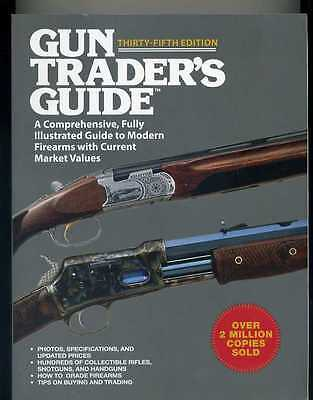 Gun Trader's Guide 35th Edition 2013 Reference Book