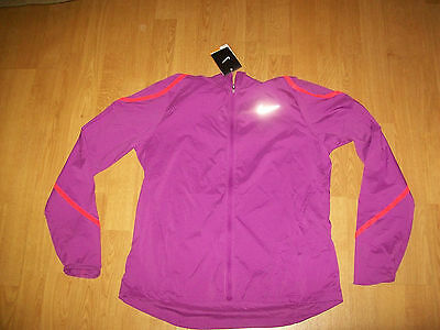 BNWT ladies Nike 'Impossibly Light' running jacket, size medium, UK FREEPOST!