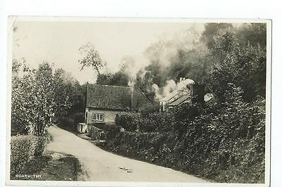 Herefordshire RP of Hoarwithy  village 1930