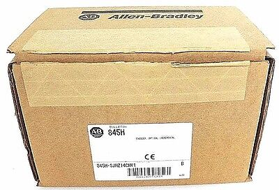 Nib Allen Bradley 845H-Sjhz14Cny1 Ser. B Encoder Optical Incremental