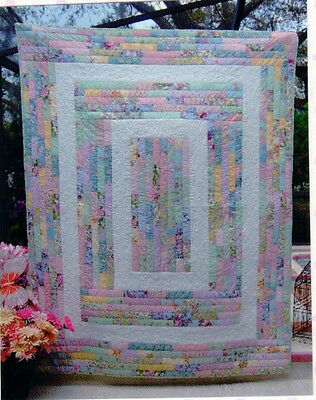 Scrappy Modern Boston Common QUILT FABRIC  KIT