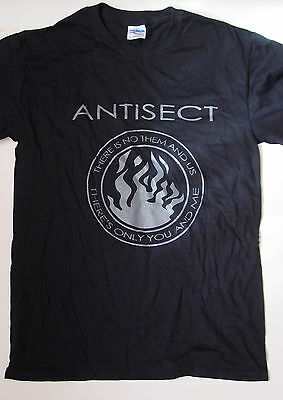 Antisect - There Is No Them And Us t-shirt (crust punk thrash)