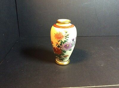 Japanese Pottery - fully marked and hand painted
