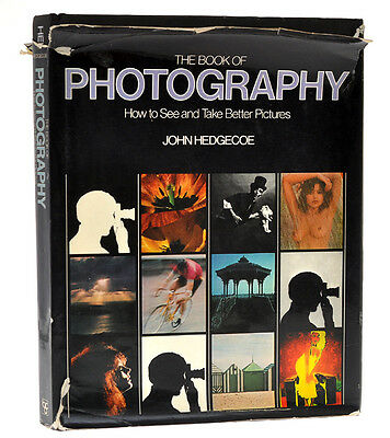 "J.Hedgecoe libro ""The book of Photography"" 1978 D890"