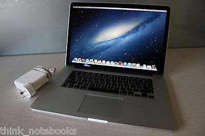 "Apple 15"" MacBook Pro 2.3Ghz i7 16GB RAM 256GB SSD RETINA Mid 2012 SIERRA"