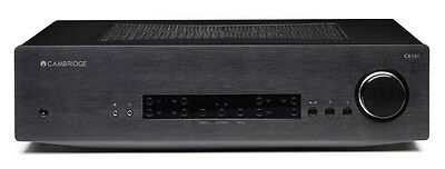 Cambridge Audio Cxa80 Integrated Amplifier With Dac Black Brand New - Warranty