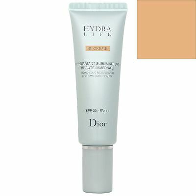 Dior Hydra Life BB Cream SPF30 02 Golden Peach for All Skin Types 50ml