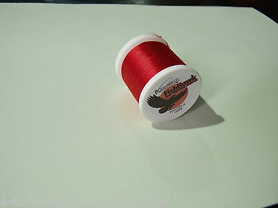 Scarlet Whipping Thread 100m (FishHawk) for rod building