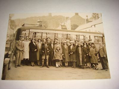 Band of Hope outing- Hull- early 1900's