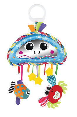 LC27166 Lamaze Jelly Jinglefish Play & Go Pram High Chair Toy Baby Infant Age 0+
