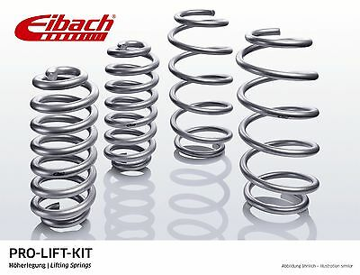 Eibach Pro-Lift-Kit Höherlegung Federn ca. +25mm VW Touran II 5T inkl. 4motion