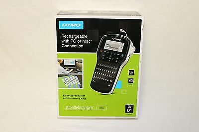 Dymo Label-Maker - USB Rechargeable LabelManager 280