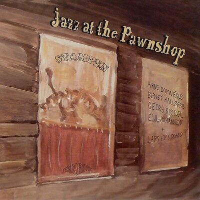 "* Proprius - Prop-7778/9 - ""jazz At The Pawnshop"" - Domnerus - Hallberg   - 2Lp"