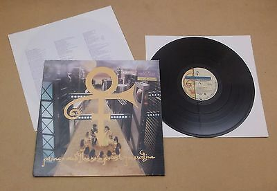 PRINCE & THE NEW POWER GENERATION Love Symbol 1992 UK vinyl 2-LP with inners